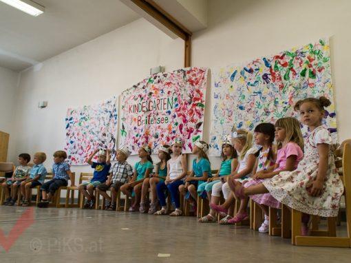 Kindergarten Abschlussfest 2014