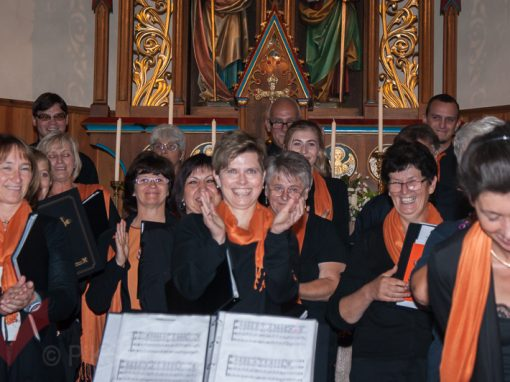 Kirchenchor 2014