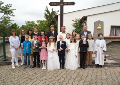 Erstkommunion Breitensee 2021