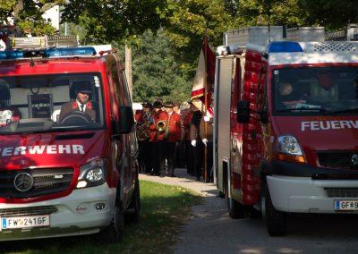 Feuerwehrhaus Eröffnung Groissenbrunn