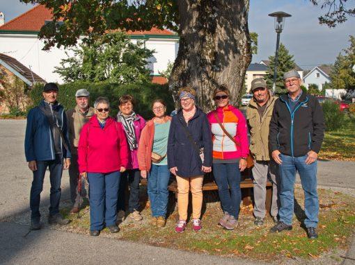 Wallfahrt nach Groissenbrunn 2021