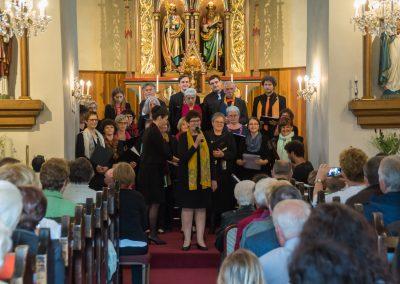 Konzert des Kirchenchores Breitensee