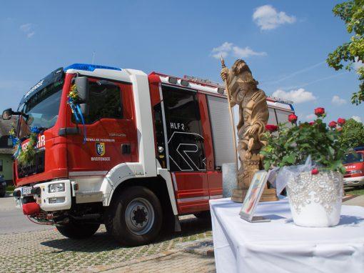 Fahrzeugeinweihung HLF2