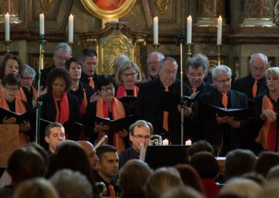 Gospelmesse in der Stadtkirche Marchegg