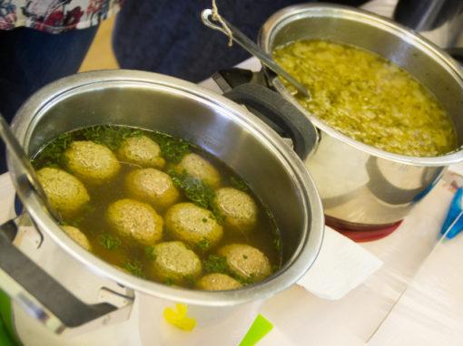 Suppentag in Breitensee 2017