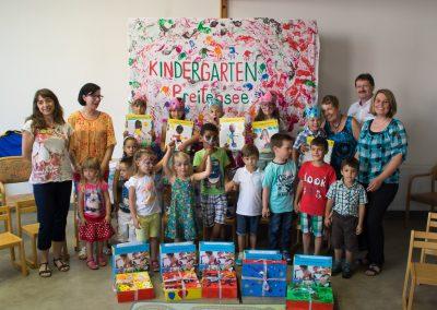 Kindergarten Abschlussfest
