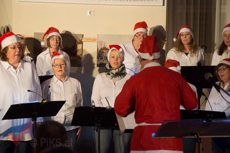 Musikalische Christmas-Party OMNIvoice